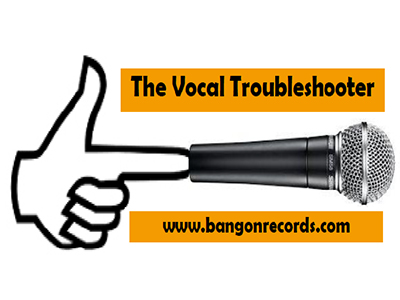 The Vocal Troublshooter